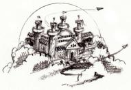 Gosar Palace map symbol | Diane Gronas