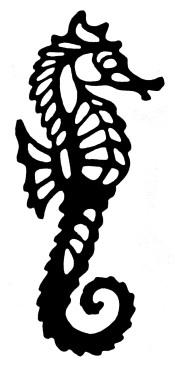 Starseeker Seahorse Logo - Lostradonyan luminos dociles - Photoshop | Diane Gronas