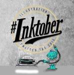 #Inktopber Logo inked by Zeek | Diane Gronas