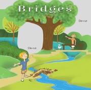 Bridges Die cut Cover   Diane Gronas