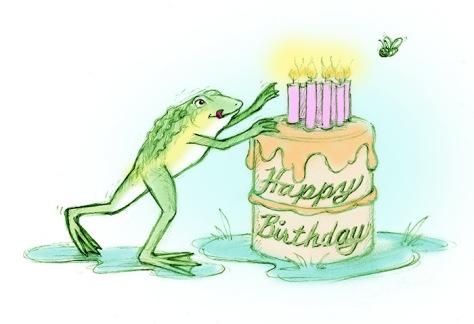 BUMPY Frog sm2