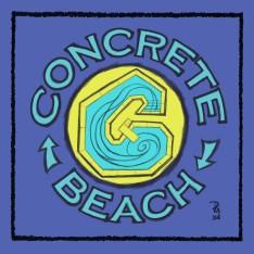 16 ANGULAR Concrete Beach B