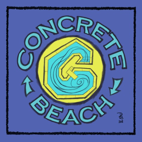 16 ANGULAR Concrete Beach B