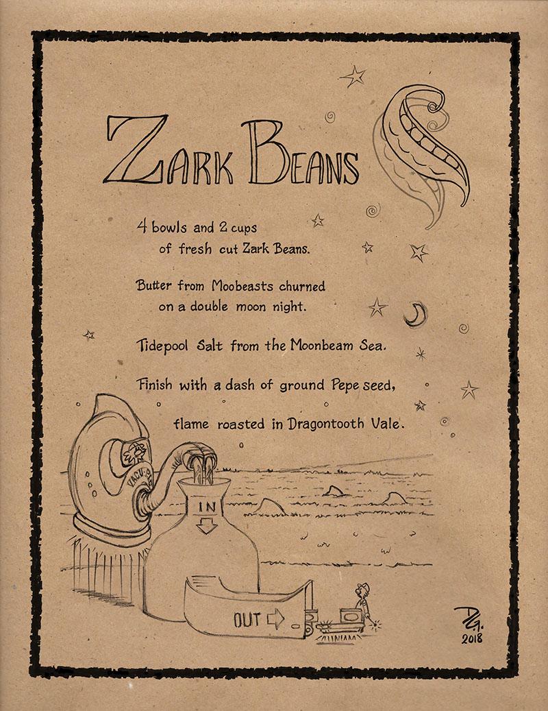 Zark Bean Recipe
